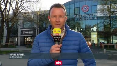 FC Bayern muss Meisterfeier verschieben