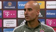 """Guardiola vor Rückrundenstart: """"Ich akzeptiere den Druck"""""""