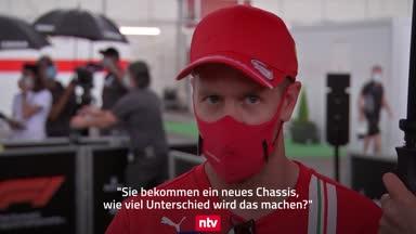 Vettel erwartet keine Verbesserung in Spanien