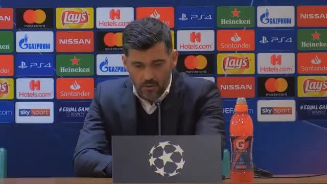 Porto-Coach Conceicao: Haben das Spiel dominiert