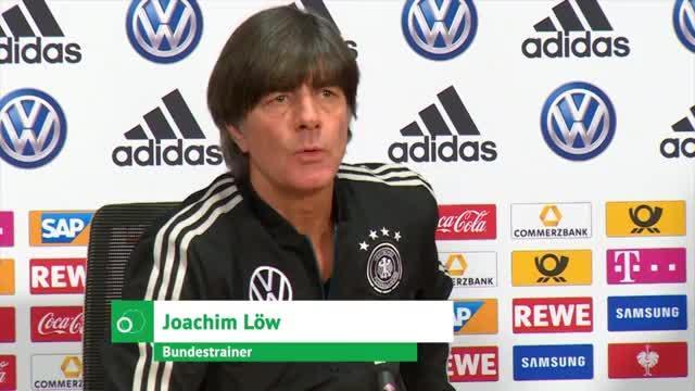 """EM-Quali: Löw: """"Kein mulmiges Gefühl"""" vor Oranje"""
