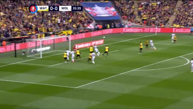 FA Cup: Watford gewinnt Krimi gegen Wolves