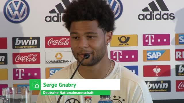 Gnabry: Hätte Sané liebend gerne in meinem Team