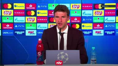 Müller über PSG, Boateng-Aus und ein Robben-Comeback