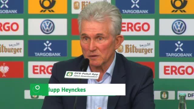 "Heynckes nach 6:2-Sieg: ""Fußball-Demonstration"""
