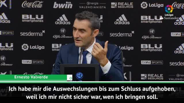 Valverde ideenlos bei Wechselentscheidungen