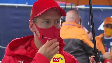"""Vettel gesteht: """"Dachten an eine Überraschung"""""""