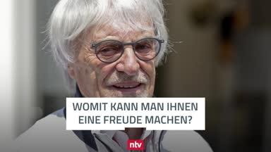 Bernie Ecclestone im Geburtstags-Interview