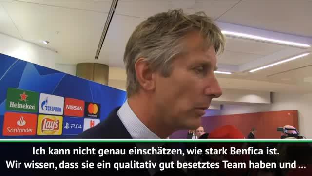 Van der Sar: Ajax' Ziel Platz 2 hinter Bayern