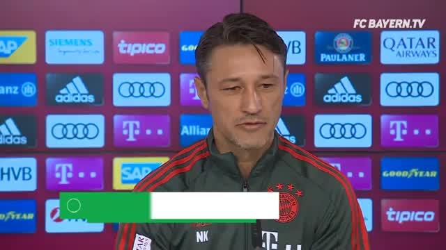 Kovac über CL-Auslosung, Boateng und VfB-Knaller