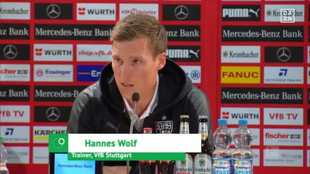 """Wolf mit Gomez-Leistung """"sehr zufrieden"""""""