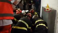 Rolltreppen-Crash: ZSKA-Fans in Rom verletzt