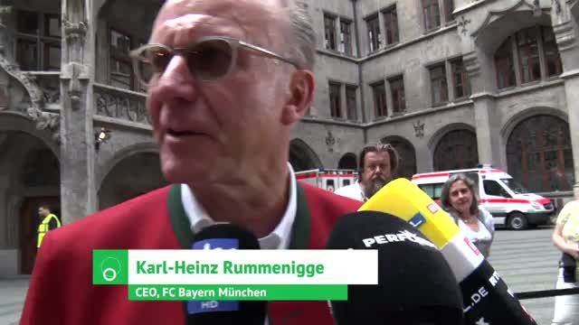 """Rummenigge zu Boateng: """"Seriöse Lösung finden"""""""