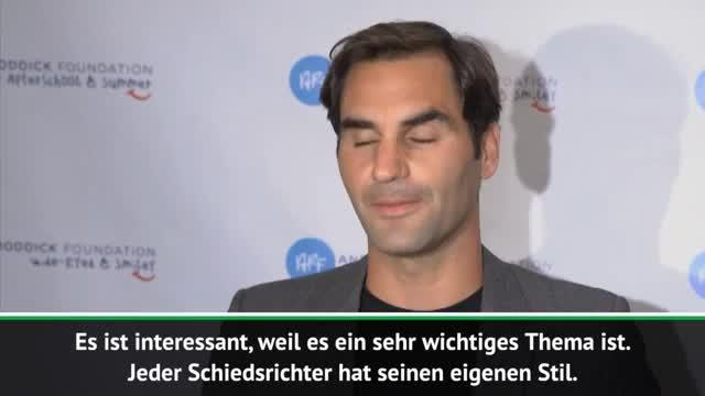 Federer: Sexismus-Debatte im Tennis lehrreich
