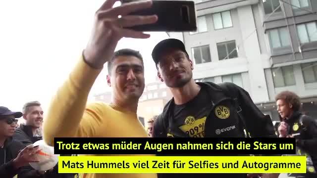 BVB goes USA: Hummels und Co. starten durch