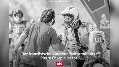 Rallye-Dakar-Familie trauert um Teilnehmer