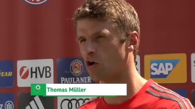 """Müller zu Özil: """"Heuchlerische Diskussion"""""""