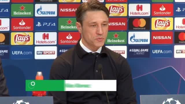 Kovac kämpferisch: Double ist nun das Ziel