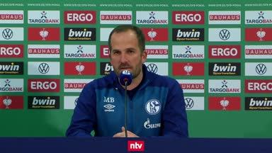 Baum spricht über Pokalsieg mit Schalke