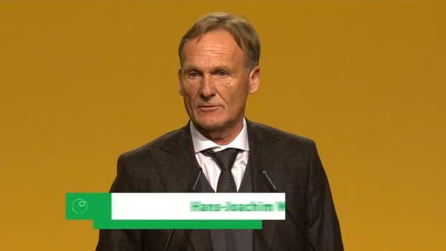 "Watzke zum FCB: Mintgrüne Trikots? ""Brechreiz!"""