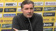 Zorc über Hannover, Weigl-Zukunft und Transfers