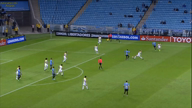 Copa Libertadores: Barrios mit Dreierpack