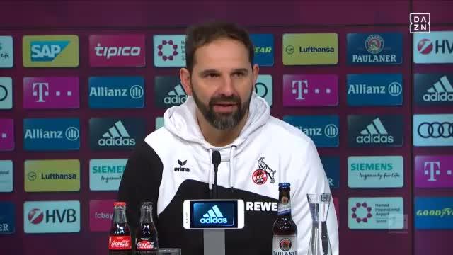 """Ruthenbeck: """"Wollten es Bayern schwer machen"""""""
