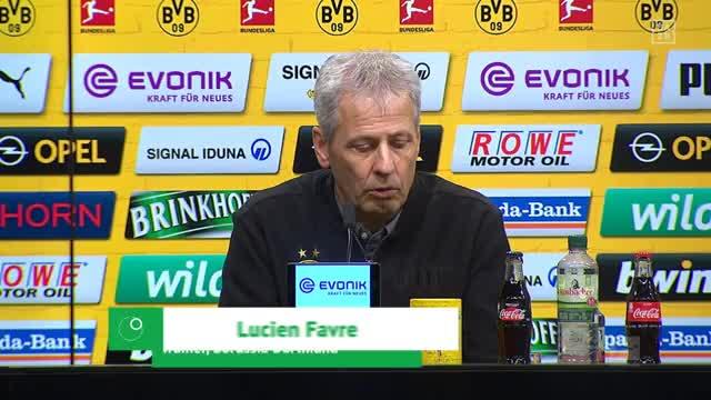 """Favre voller Lob: """"Mario spürt den Fußball"""""""