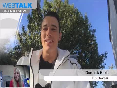 Webtalk mit Dominik Klein