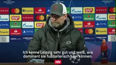Klopp analysiert Sieg gegen RB Leipzig