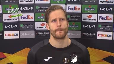 """Hoffenheim-Keeper Baumann: """"Mir fehlen die Worte"""""""