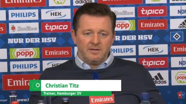Titz vor Frankfurt: Der Glaube ist zurück!