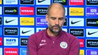 """Guardiola: """"Alle Trainer 90 Minuten im Stress"""""""
