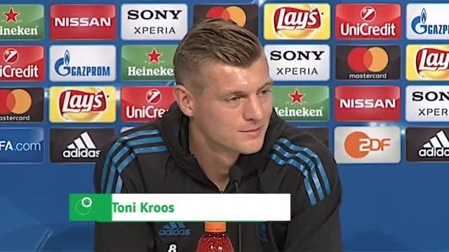 """Kroos: """"Lieblingsgegner schlägt man klarer"""""""