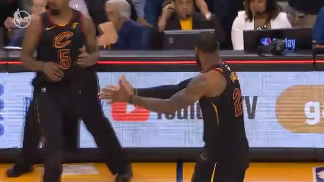 NBA Finals: LeBron vom anderen Stern, J.R. unfassbar