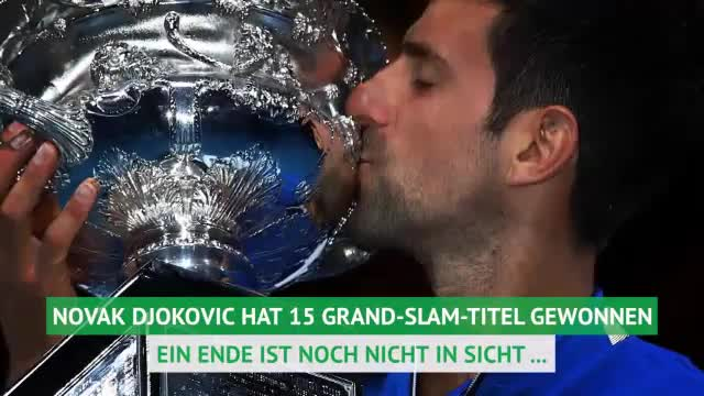 """Djokovic jagt Federer: """"Alles ist möglich"""""""