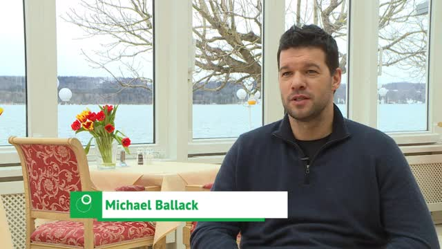 """Ballack adelt Cech: """"Große Persönlichkeit"""""""