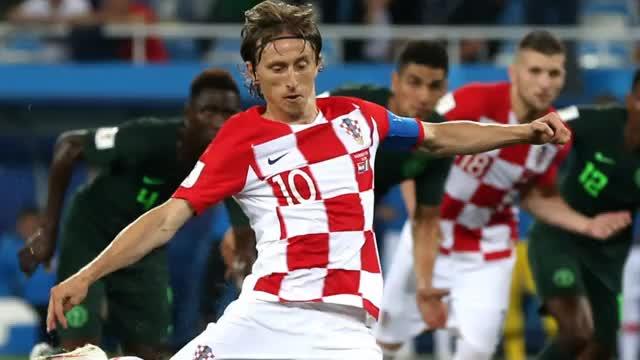 """Modric gewinnt Goldenen Ball: """"Wie ein Tanz"""""""
