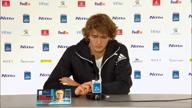 ATP Finals: Zverev happy nach Auftaktsieg