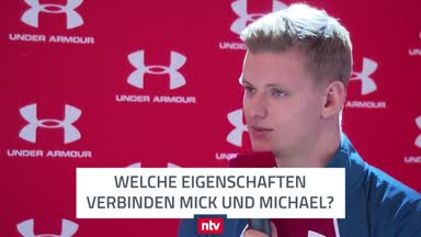 Insider verrät: Das verbindet Mick und Michael Schumacher