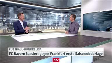 """Bei der Bayern-Niederlage ist """"einiges zusammengekommen"""""""