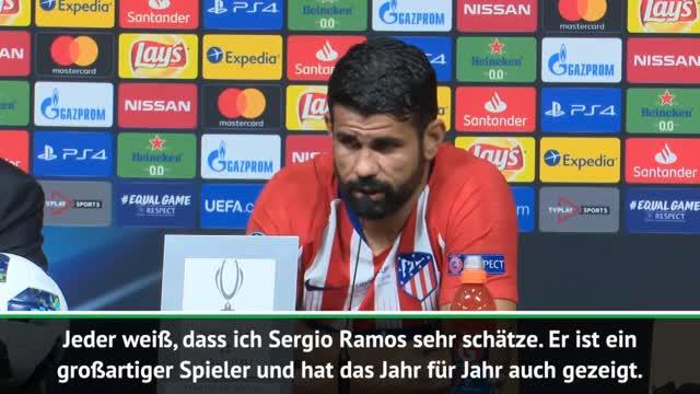 Diego Costa erklärt Hass-Liebe mit Ramos