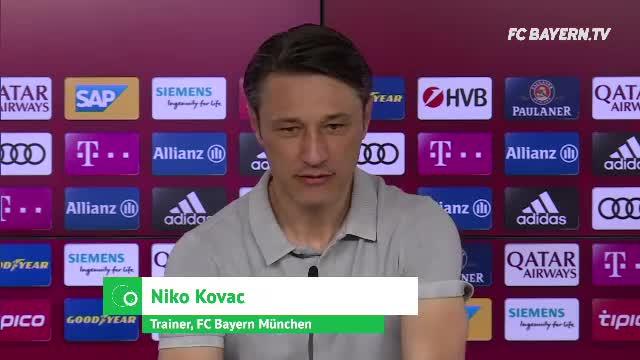 """Kovac zu Elfmeter: """"Jeder hat eigene Wahrheit"""""""
