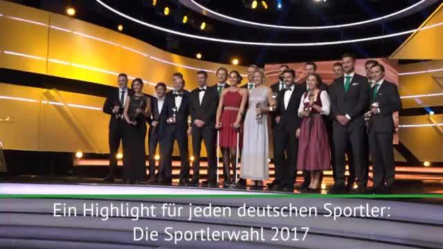 Rydzek und Dahlmaier Sportler des Jahres