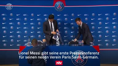 """Messi will mit PSG """"Titel gewinnen"""""""