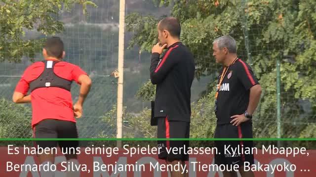 Das sagt Monaco-Coach Jardim zum Mbappe-Abgang