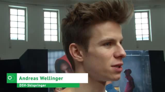 Olympia 2018: Wellinger will deutsche Spiele