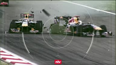 F1 Unvergesslich: Vettel vs. Webber - Beginn einer Fehde