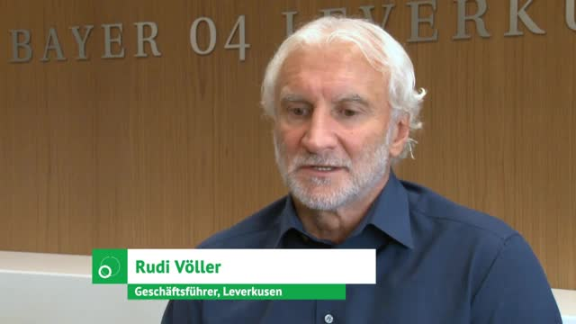 """Völler: BVB spielt """"sicherlich bessere Rolle"""""""