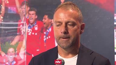 Bayern-Coach Flick macht sich Sorgen